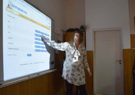 e-Profa: De ce a devenit orădeanca Mirela Tanc unul dintre cei mai inovativi profesori din lume (FOTO / VIDEO)