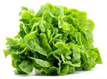Salata, mai nocivă decât baconul