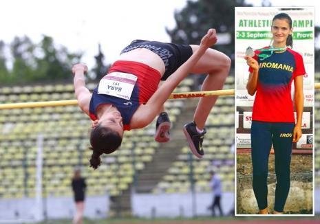 Salt spre Olimpiadă: Ligia Bara este singura atletă din Bihor care a câştigat un titlu mondial