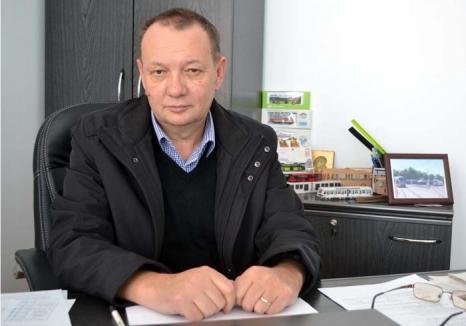 Interviu cu directorul OTL, Viorel Pop: 'Anul viitor vom cumpăra tramvaie noi în Oradea'