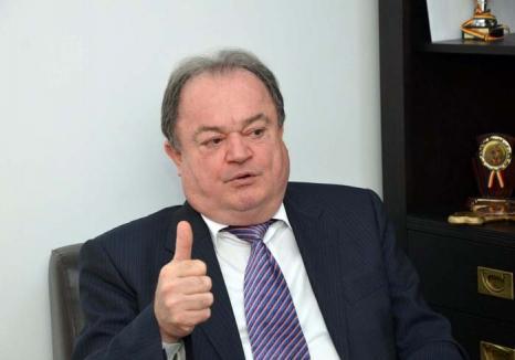 Vasile Blaga, copreşedinte PNL: 'Candidând tot la Primărie, Bolojan aduce maxim de voturi şi pentru Oradea, şi pentru judeţ'