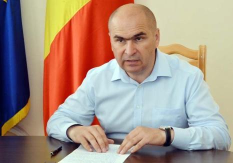Primarul Ilie Bolojan: 'A nu folosi banii europeni este o crimă administrativă'