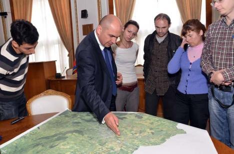 Ce vor pentru Bihor? Pentru următorii 7 ani, Bihorul are proiecte de 1,4 miliarde euro