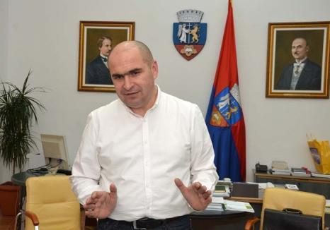Ilie Bolojan: 'Sperăm ca în 2017 să auzim de lucruri bune pentru Oradea'