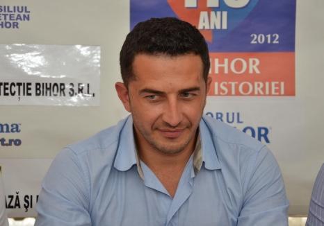 Salvator sau păcălici? Noul şef clujean al FC Bihor e plin de datorii, cu firmele în executare silită
