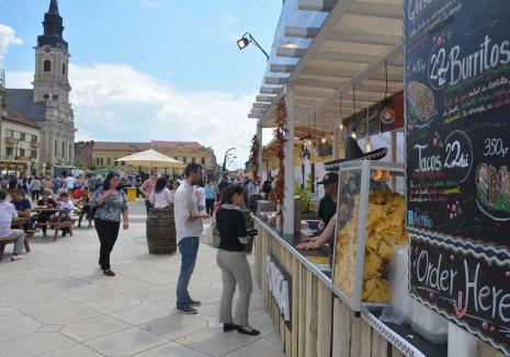 Oradea se vinde! A atras anul trecut 223.000 de turişti, numărul lor depăşind pentru prima oară populaţia oraşului