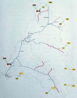 (Nu) bagă gaz! Extinderea reţelelor de gaz în Bihor este întârziată de primării şi de Consiliul Judeţean