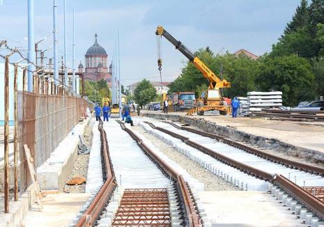 Primărie, scoate banii! Scumpirea preţurilor lucrărilor publice aruncă în aer bugetul Oradiei
