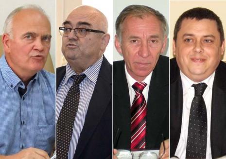 """Vânătoare în secret: Şeful Parchetului Curţii de Apel Oradea şi încă trei procurori """"grei"""", anchetaţi în taină timp de 4 ani"""