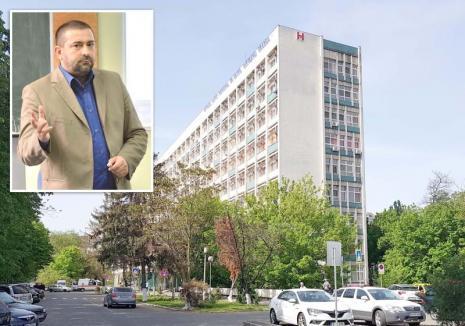 """Răscoală la Municipal: Medicii Spitalului """"Gavril Curteanu"""" îi cer lui Bolojan demiterea managerului Foncea"""