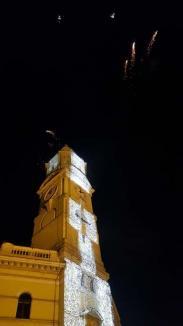 Ne-au luat ochii! Primăria Oradea şi-a bătut joc de orădeni cu iluminatul festiv sărăcăcios de sărbători