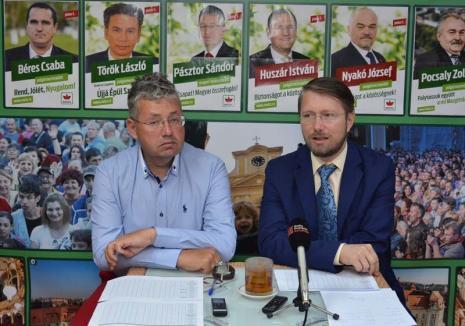 Judeţul paralel: UDMR şi-a creat o reţea de putere paralelă în cadrul Consiliului Judeţean Bihor