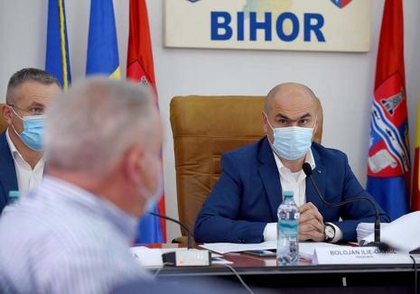 """I se spunea Buldozerul: Plecat din fruntea Primăriei Oradea după 12 ani, Ilie Bolojan asanează din start """"mlaştina"""" de la CJ Bihor"""