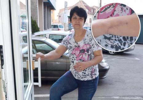 """""""Cine m-a schilodit?"""": O orădeancă a rămas invalidă după şase operaţii și acuză de malpraxis trei ortopezi"""