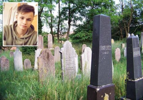 """Orgie în cimitir: O fată de 14 ani din Bihor a fost """"vrăjită"""" de tânărul de care s-a amorezat să facă sex în grup cu el şi încă 6 amici"""