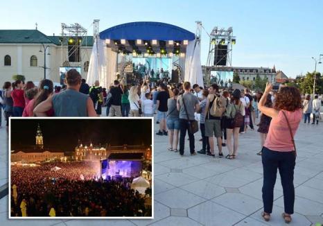 Dezmăţ pe bani publici: În vreme ce promit 'eficientizare', responsabilii judeţului 'sparg' 74.000 euro pe trei seri de concerte 'în familie'