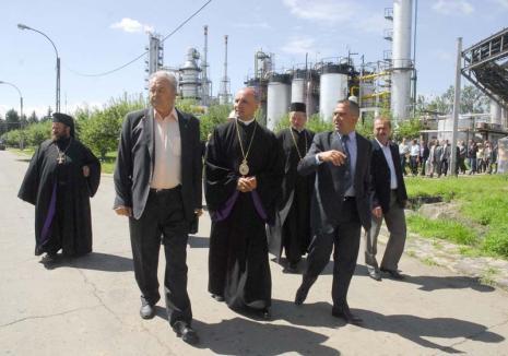Rafinăria fantomă: Afaceriştii Rácz Attila, Călin Bălaj şi Antonino Papalia, acuzaţi de constituire de grup criminal organizat şi evaziune fiscală (FOTO)