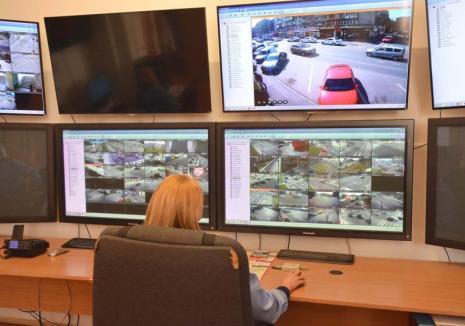 Oradea, te văd! Primăria comandă 360 de camere video inteligente, pentru a fi montate în tot oraşul