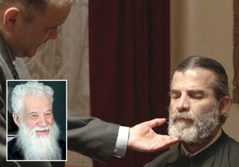 Terapia cu Calciu: Preotul orădean Ciprian Mega își lansează filmul despre părintele Calciu. Dorel Vișan și Costel Cașcaval, în roluri principale (FOTO / VIDEO)