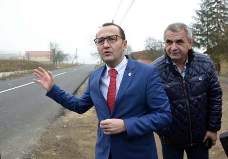 Drum la Parchet: Repararea DN 76 Oradea-Beiuş a ajuns subiect de anchetă a procurorilor