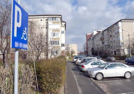 Ridică-te și umblă! Primăria Oradea rărește legitimațiile de parcare gratuite pentru persoanele cu handicap