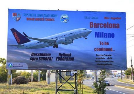 Cacealmaua Ryanair: Anunţul privind suspendarea zborurilor din Oradea poate fi doar o strategie pentru un profit mai mare
