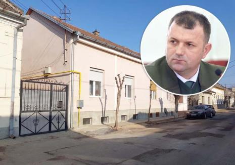Patronul de la Gardă: Noul şef al Gărzii Forestiere Oradea, pus de PNL, este şi funcţionar public, şi patron de firmă