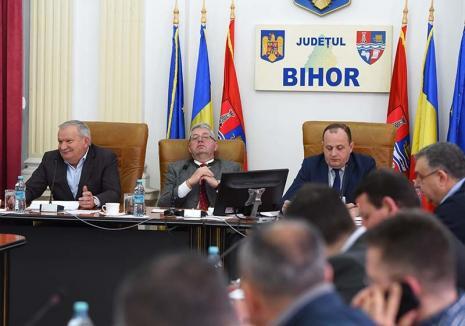 """Ce spun liderii politici locali despre """"blatul"""" PNL-UDMR din Consiliul Județean Bihor"""
