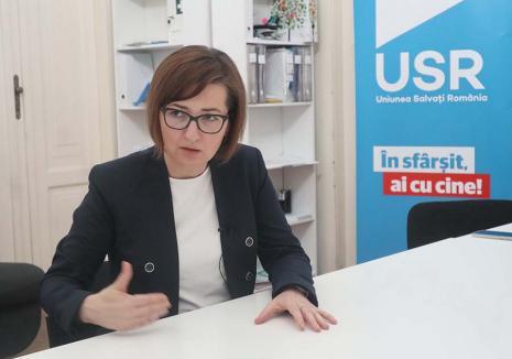 Ce a lăsat în urmă orădeanca Ioana Mihăilă, după plecarea forţată din Guvern: 'De dragul proiectelor, m-aş întoarce ca ministru' (VIDEO)