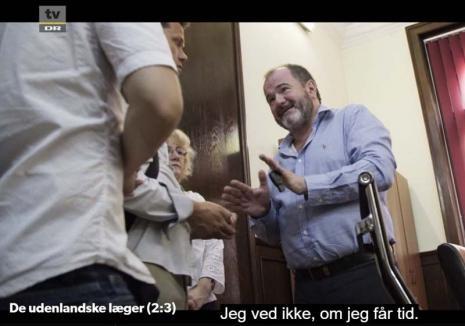 Fabrica de mediocri: Televiziunea naţională din Danemarca acuză Facultatea de Medicină din Oradea că produce absolvenţi care pun bolnavii în pericol (VIDEO)