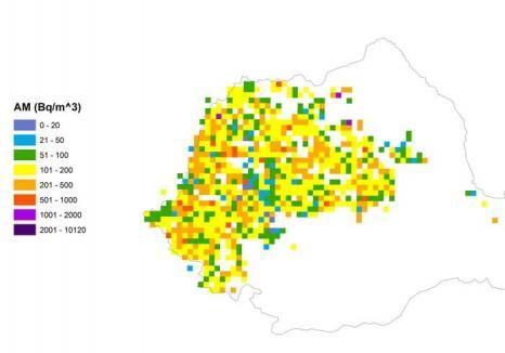 Duşmanul din pământ: Poluare masivă cu radon în zona Ştei-Băiţa şi în sud-vestul Bihorului