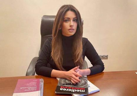 """Ruxandra Sala, preşedinta Corpului Profesional al Mediatorilor din Bihor: """"Din patru persoane care apelează la mediere, trei își rezolvă disputele"""""""