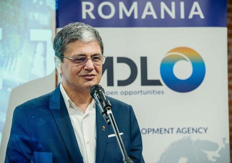 Marcel Boloş, fostul ministru al Fondurilor Europene: 'În Oradea, banii europeni au fost folosiţi cu cap'