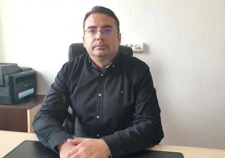 Dorel Dulău, directorul general al Casei de Asigurări de Sănătate Bihor: 'CAS trebuie să fie un jucător mai activ'