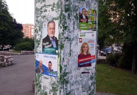 Pariul pe consilii: În plină campanie, politicienii se agită pentru scoruri cât mai bune la Consiliul Local şi la cel Judeţean