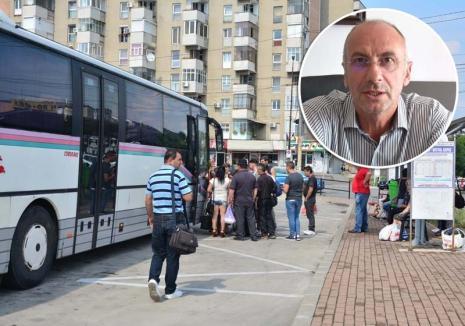 OTL iese 'pe sate'! Societatea vrea transport către satele din jurul Oradiei mai ieftin decât cel privat