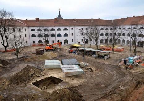 La loc comanda! Supra-îndatorată, Primăria Oradea sistează în 2016 o mulţime de investiţii