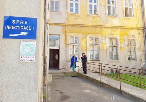 Pariu pe sănătate: Autoritățile vor să redeschidă Spitalul Municipal din Oradea pacienților cronici