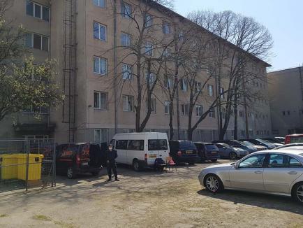 Centrul de carantină amenajat în internatul Colegiului Brâncuși din Oradea a fost închis definitiv