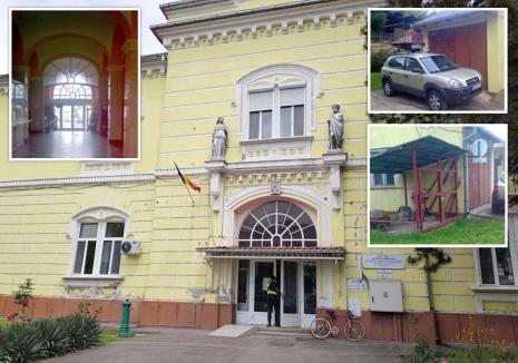 Focul la ei! Pacienţii tuturor spitalelor din Bihor sunt expuşi la riscuri în caz de incendii (FOTO)