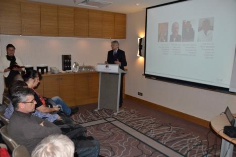 În premieră naţională, Oradea a fost gazda unui simpozion pe teme de uro-ginecologie (FOTO)