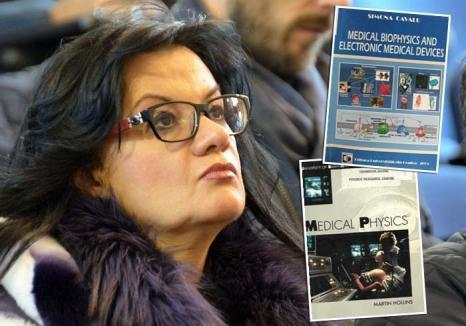 Plagiat reconfirmat: Curtea de Apel Cluj i-a dat dreptate profesorului englez Martin Hollins, care o acuză pe orădeanca Simona Cavalu că i-a copiat o carte