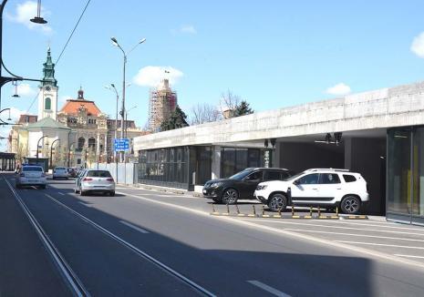 Parcări online: La Oradea se pregăteşte un sistem integrat de supraveghere a parcărilor