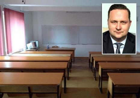 Sorbonel 'repatriat': Scăpat din arest, orădeanul Lucian Bara s-a întors să predea la Facultatea de Mediu