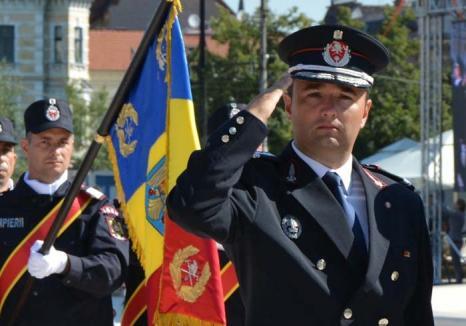 Şeful ISU Crişana, colonelul Sorin Caba: 'Nu vom fi niciodată suficient de pregătiţi'