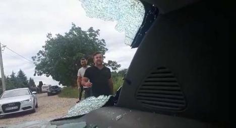 Jurcuţ bătăuşul: Cunoscutul samsar de terenuri Florian Jurcuţ îşi atacă foştii parteneri de afaceri (VIDEO)
