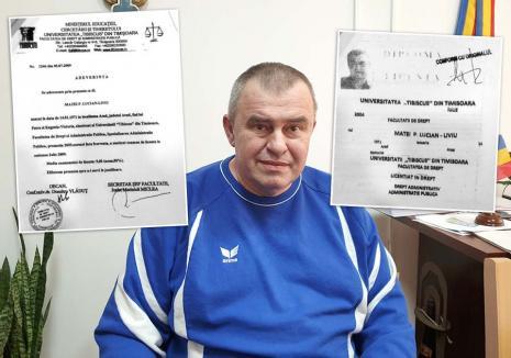 Secretul secretarului: Ca să rămână în funcţie, secretarul unei comune din Bihor şi-a falsificat diploma