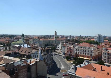 Sub asaltul hoţilor: Ajuns în topul celor mai înstărite oraşe, Oradea îi atrage pe infractori ca un magnet