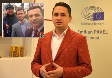 Euro-gaşca: Deputatul Emilian Pavel îşi hrăneşte amicii din PSD cu banii Parlamentului European (VIDEO)