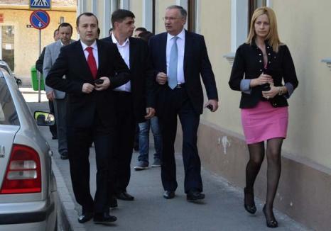 Protejată renegată: Scandal în PSD Bihor, după ce Ioan Mang şi-a izgonit preferata din funcţie